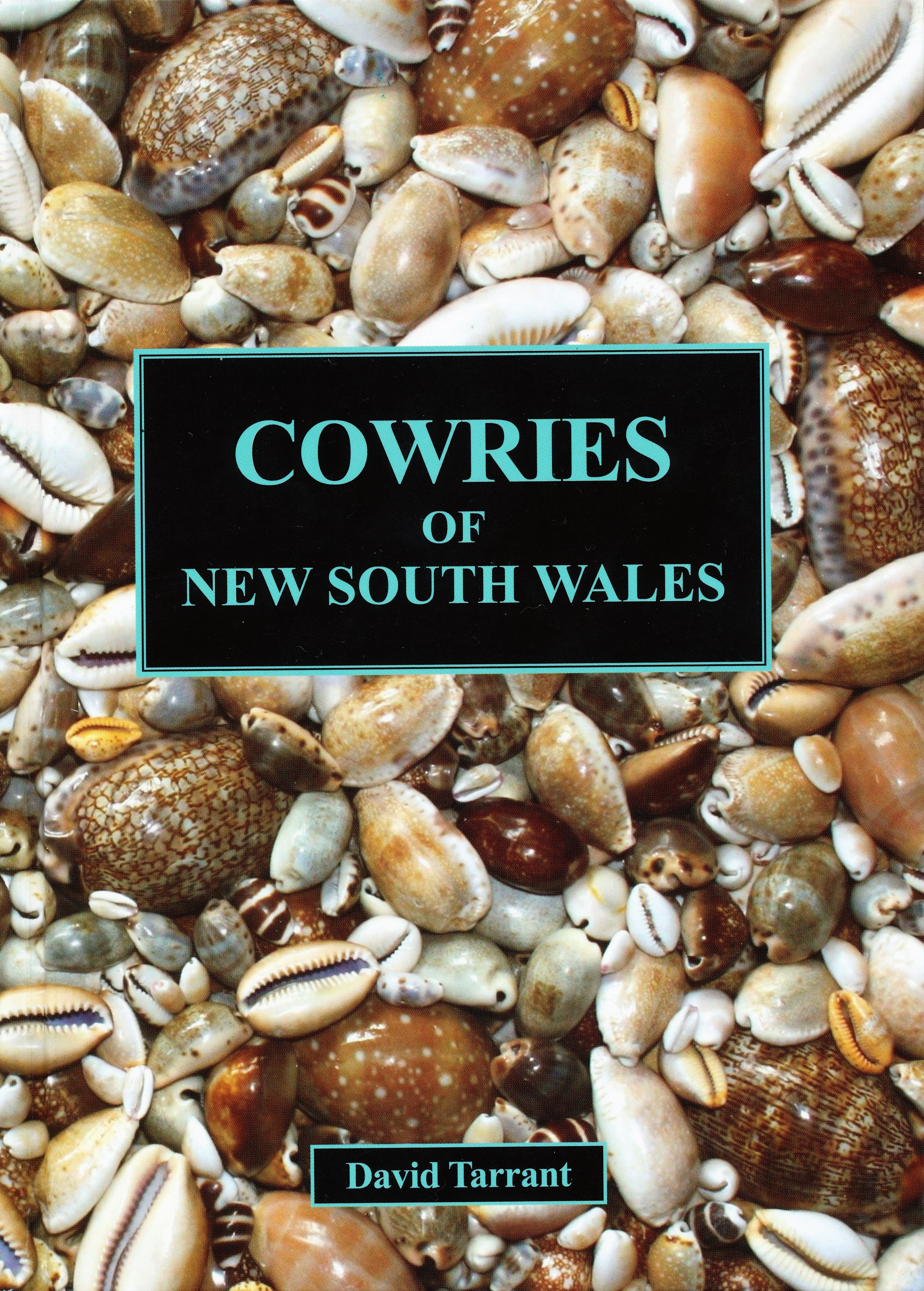 Cowries of NSW Cover - Final Scan